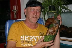 Slakkenman-courgette